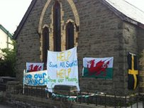 Eglwys Yr Holl Saint, Maerdy, Y Rhondda