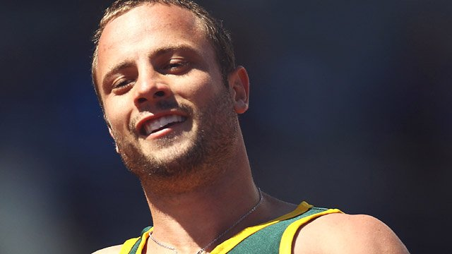 South African Oscar Pistorius