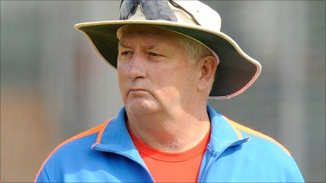 Duncan Fletcher, India cricket coach