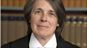 Mrs Justice Susan Denham