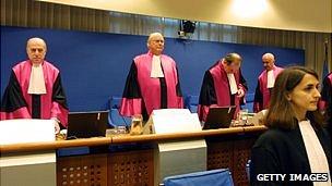 Judges at ICTY