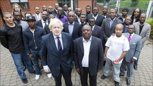 London Mayor launches mentoring scheme