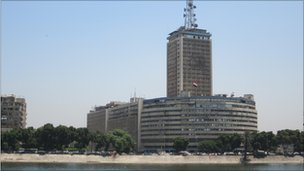 Maspero building