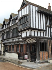 The Tudor House Museum