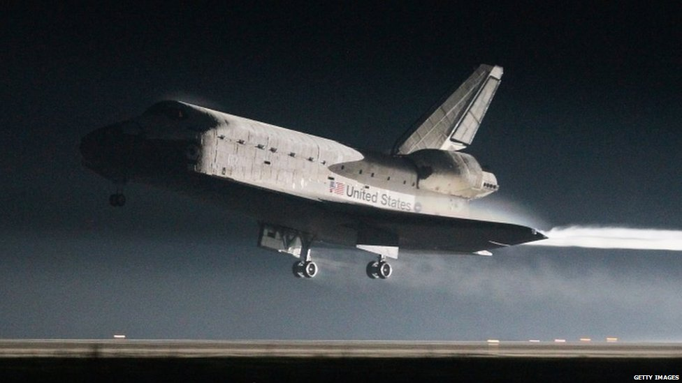 nasa landing today - photo #40