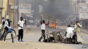 Togolese post-election violence