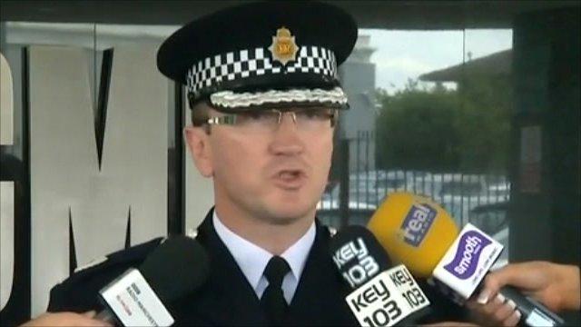 Asst Chief Constable Ian Hopkins