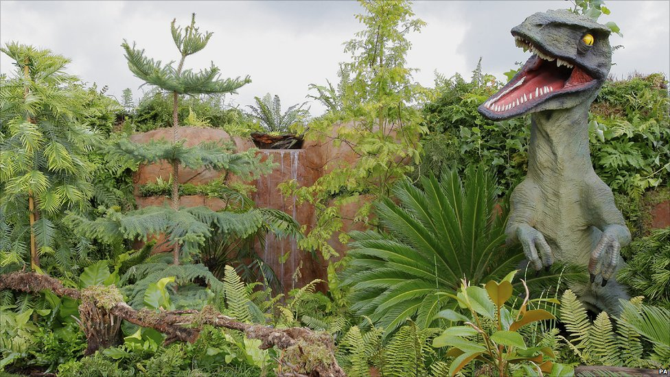 Bbc News In Pictures Rhs Flower Show At Tatton Park