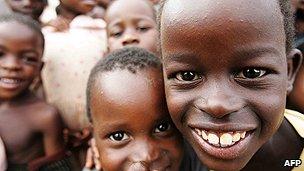 Malawian children
