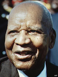 Former leader Hastings Banda