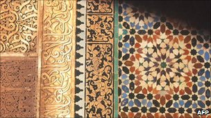 Tiles in Marrakesh