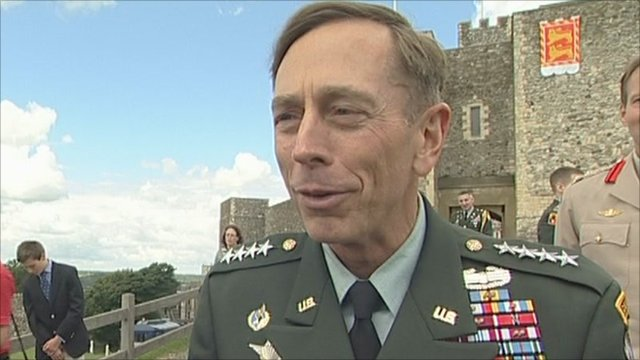 General David Petraeus 