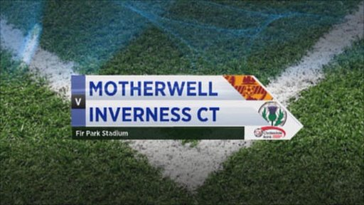 Motherwell v Inverness