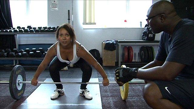 Zoe Smith, British weightlifter