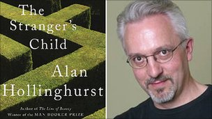 Alan Hollinghurst and The Stranger&#039;s Child cover