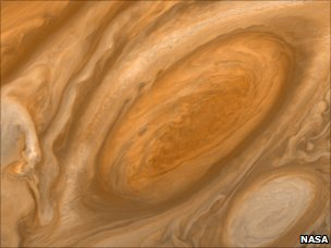 Great Red Spot (Nasa)