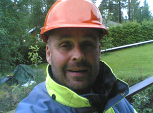 Kasper Ilaug, photo by himself - 22 July 2011