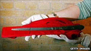 Knife thought to have been used by Jack the Ripper