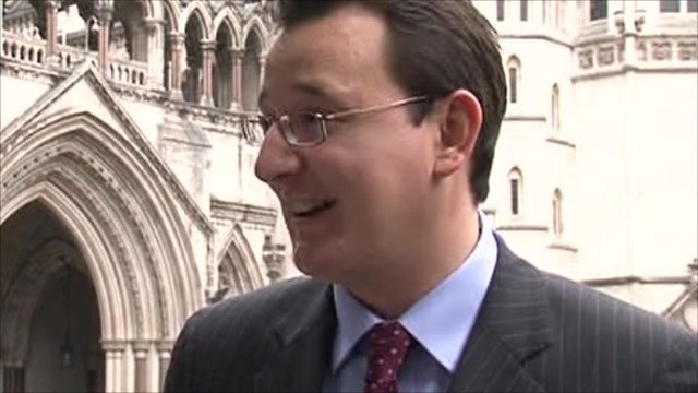 Solicitor Oliver Wright
