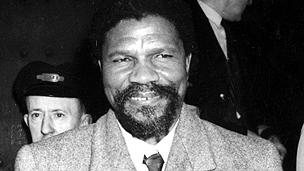 Swazi King Sobhuza II