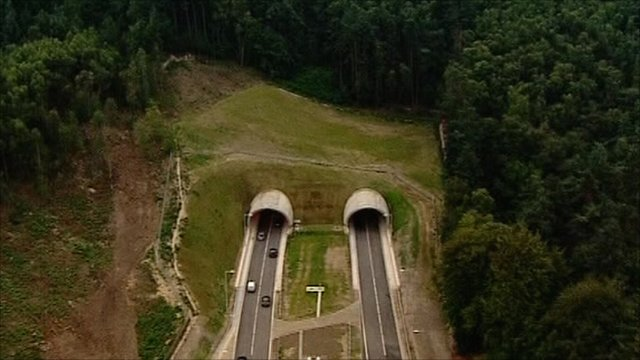 A3 tunnel