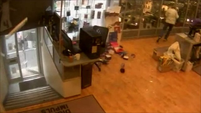Shop CCTV