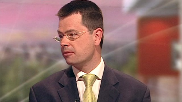 Crime and Security Minister, James Brokenshire MP