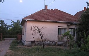 House where Ratko Mladic was arrested