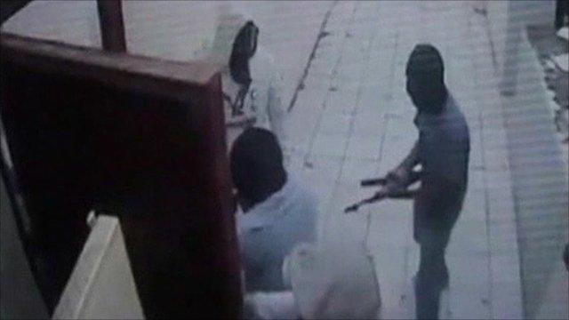 Mexico prison shooting