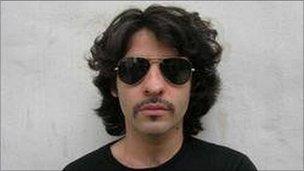 Lebanese singer Zeid Hamdan