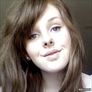 Synne Roeyneland (18) from Oslo, who has been confirmed as one of those killed on 22 July
