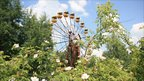 Pripyat ferris wheel in the Chernobyl exclusion zone