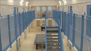 Inside Jersey's La Moye Prison