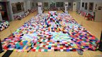 The patchwork blanket