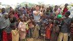 Ricky in Kenya