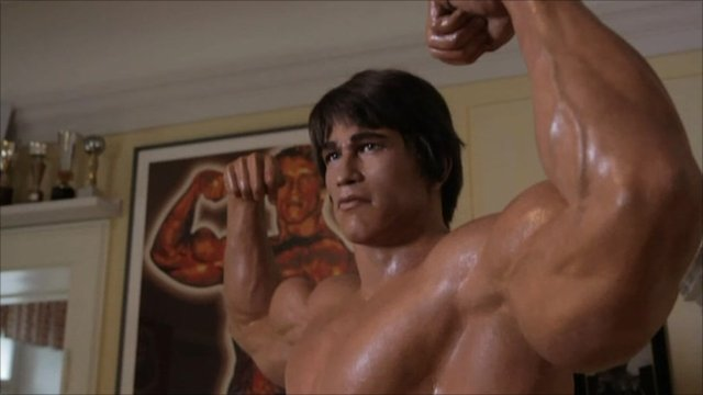 Model of Arnie 