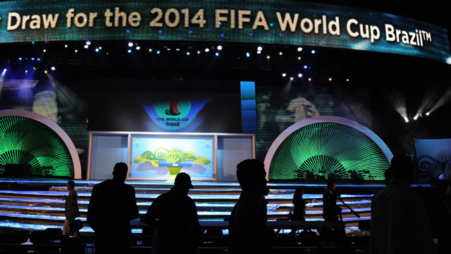 World Cup 2014 draw: 'honoured' Pele earns late call-up after World Cup snub