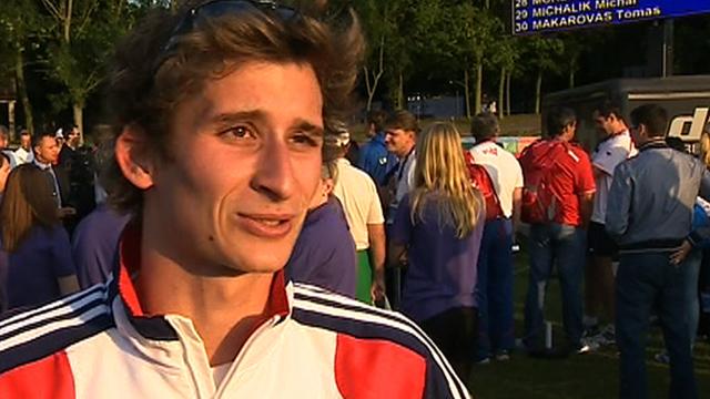 Modern Pentathlete Jamie Cooke