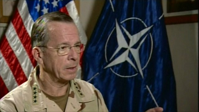 Adm Mike Mullen