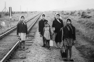 Furihato family, 1950s