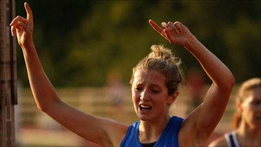 GB's Freyja Prentice attains 2012 mark