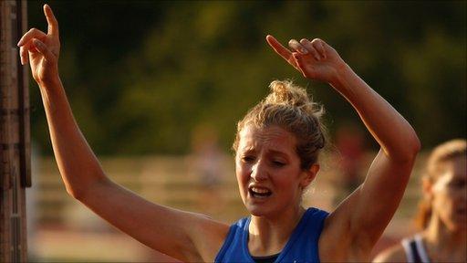 GB's Freyja Prentice attains 2012 mark