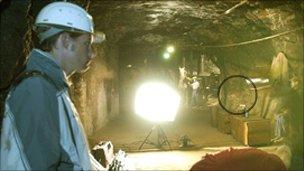 Mine in India