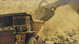 Mining in India