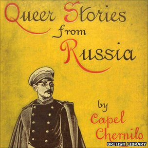 Queer Stories from Russia book