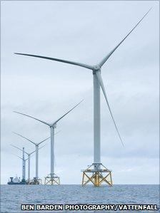 Ormonde Wind Farm
