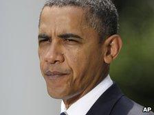 American president Barack Obama