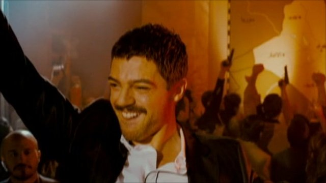 Talking Movies: Dominic Cooper on playing Uday Hussein ...