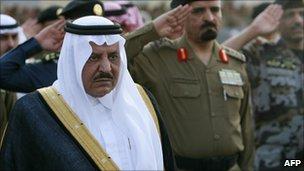 Prince Nayef Bin Abdul-Aziz Al Saud
