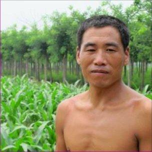 Farmer Jiang Yan Shi